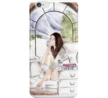 Cozy winter day iPhone Case/Skin