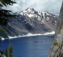 Crater Lake by 2HivelysArt