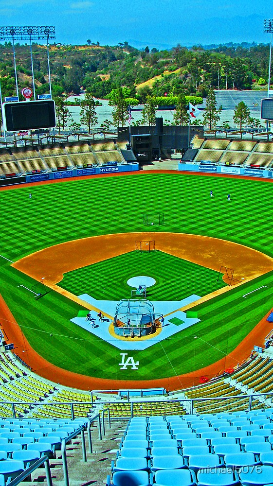 L.A. Baseball - Home of the Dodgers by michael6076
