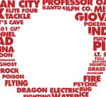 PokeTography Sticker