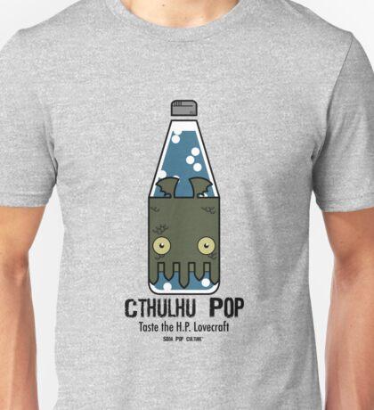 Cthulhu Pop - Taste the H.P. Lovecraft Unisex T-Shirt