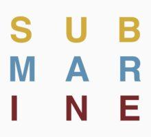 Submarine T-shirt T-Shirt