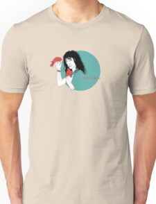 Patti Smith and Red Doves Unisex T-Shirt