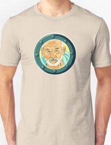Bill Porthole  - blue Unisex T-Shirt