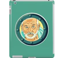 Bill Porthole  - blue iPad Case/Skin