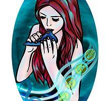 Serenade of the Siren by Leeharebbeccah
