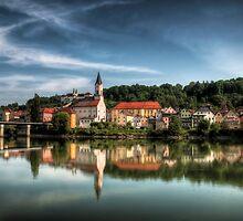 Passau by Sylvain Dumas