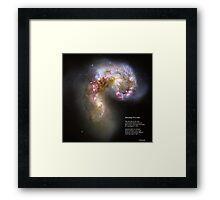 Reaching For a Star Framed Print