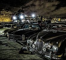 Prindiville's Line Up at LimeHouse Basin  by MarcW