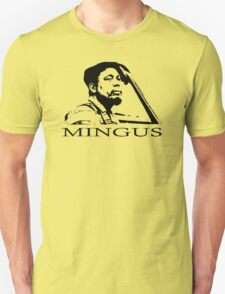 CHARLES MINGUS T SHIRT COLTRANE MILES DAVIS JAZZ FUNK T-Shirt