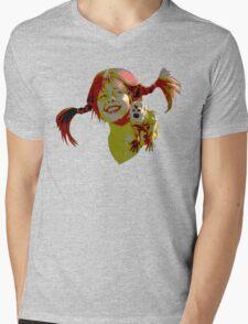 pippi longstocking! Mens V-Neck T-Shirt