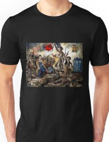 Liberty Leading the Doctor Tee Unisex T-Shirt