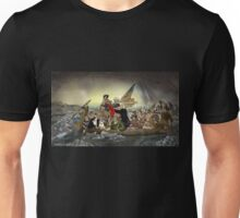The Whos Crossing the Delaware Unisex T-Shirt
