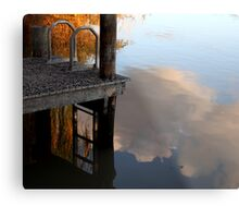 Hows the serenity?  Metal Print