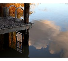 Hows the serenity?  Photographic Print