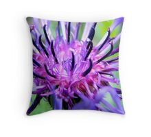 Spiky! Throw Pillow