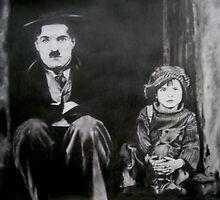 Chaplin by Vieirinhax