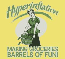 Hyperinflation Kids Tee
