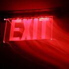 Exit by Amy Hochman