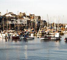 Bridlington harbour   by StephenRB