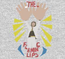 The flaming lips - big hands Kids Tee