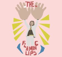 The flaming lips - big hands One Piece - Long Sleeve
