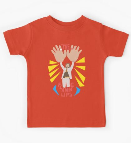 The flaming lips - big hands Kids Tee
