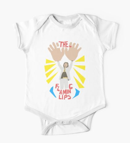 The flaming lips - big hands One Piece - Short Sleeve