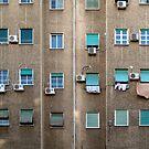 Broken grid by Joumana Medlej