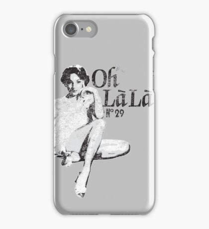 Oh La La? Oh La La? OH LA LA?! Back to the Future 2 iPhone Case/Skin