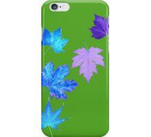 Nature - Inverted Leaf iPhone Case/Skin