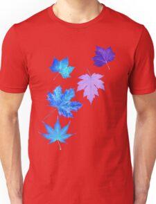 Nature - Inverted Leaf Unisex T-Shirt