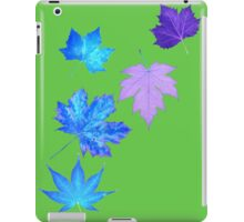 Nature - Inverted Leaf iPad Case/Skin