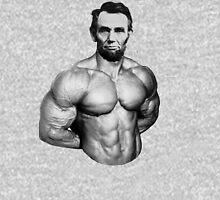 Abe muscles  Unisex T-Shirt