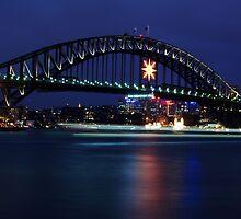 The Bridge By Night by auswegoimages