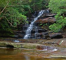 Somersby Falls by auswegoimages