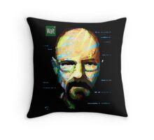 Walt. Throw Pillow