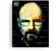 Walt. Canvas Print