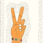 Peace and Love by Mariah Jones