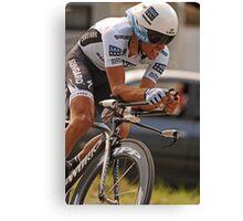 Alberto Contador Canvas Print