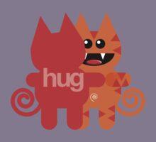 KAT HUG Kids Tee