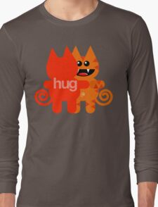 KAT HUG Long Sleeve T-Shirt