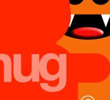 KAT HUG Sticker
