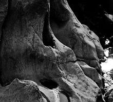 Stone Shrine by Amanda Heigel