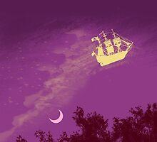 flying ship by esa tia bizarra
