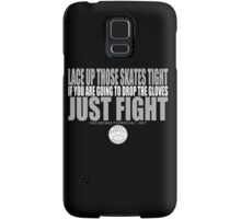 Puck Dynasty Podcast- Just Fight Samsung Galaxy Case/Skin