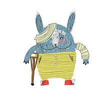 Get Well Soon Bunny by Matt Hunt