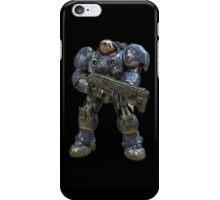 Sloth space commando iPhone Case/Skin