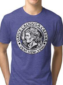 Caligula Veni Veni Veni Tri-blend T-Shirt