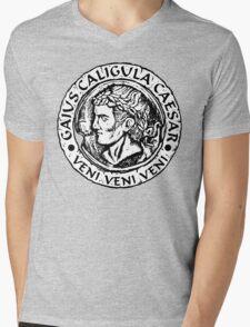 Caligula Veni Veni Veni Mens V-Neck T-Shirt